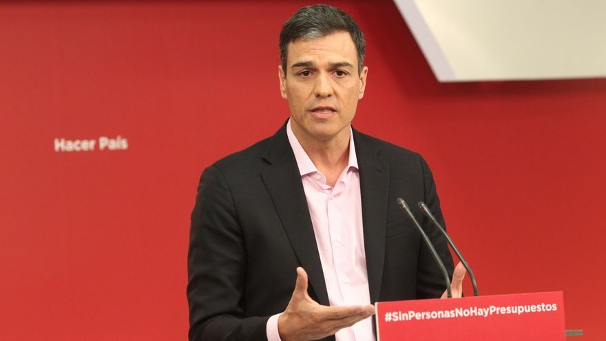"""Sánchez espera que Griñán tenga """"la mejor de las defensas posibles"""" y que """"se haga justicia"""""""