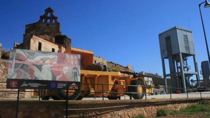 Parque minero de Almadén