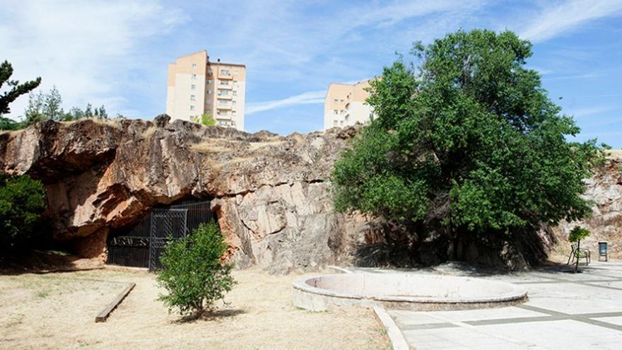 Cueva de Maltravieso / Turismo Extremadura