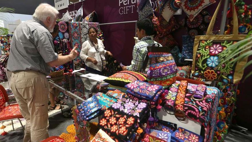 Inauguran la feria Perú Moda y Gift Show 2017 con compradores de 29 países