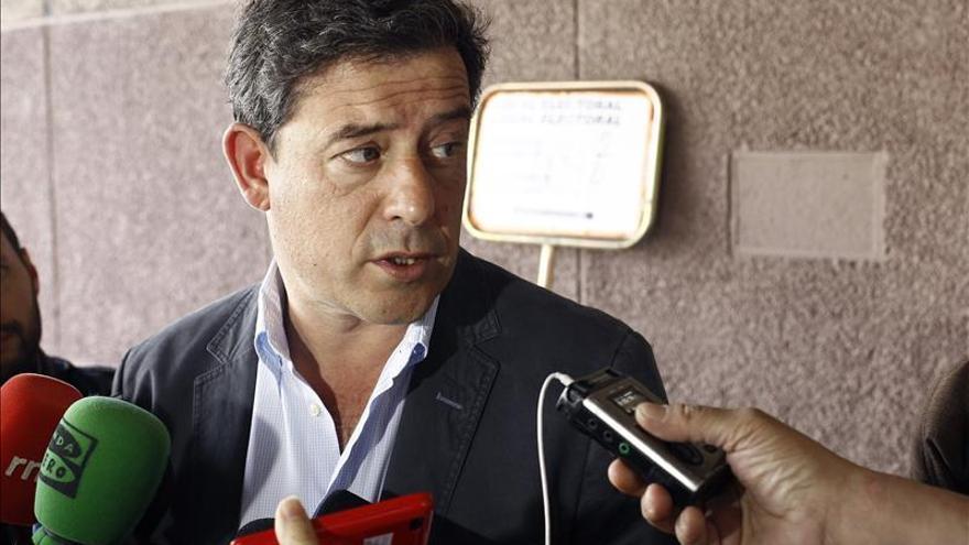 Imputado el secretario general de los socialistas gallegos