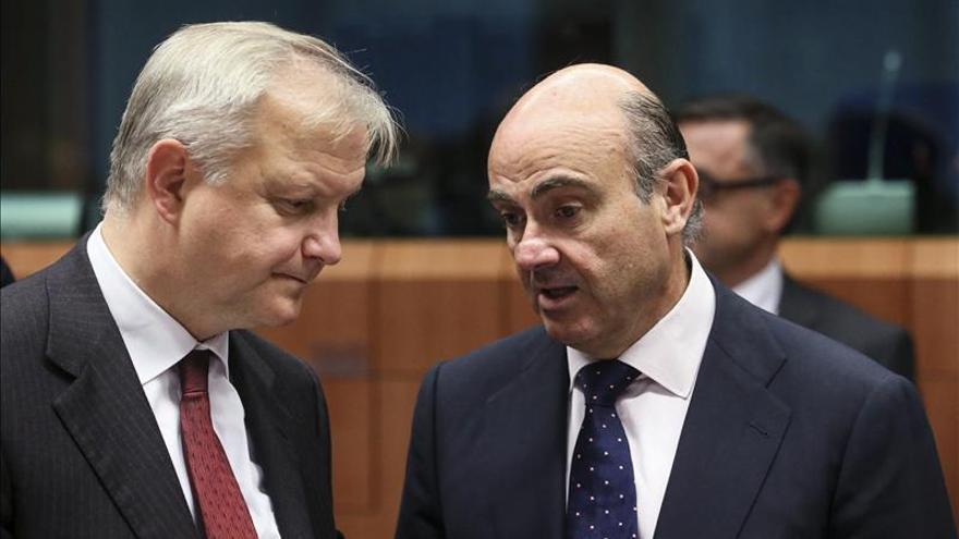 El Eurogrupo certifica la salida de España del rescate a la banca en enero
