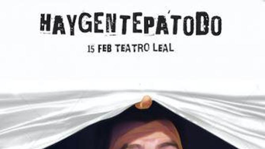Darío López en 'Haygentepatodo'