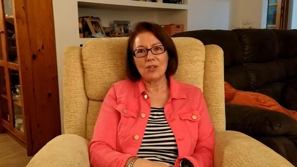 Ramona López Gómez, galardonada en los premios 8M de la Región de Murcia