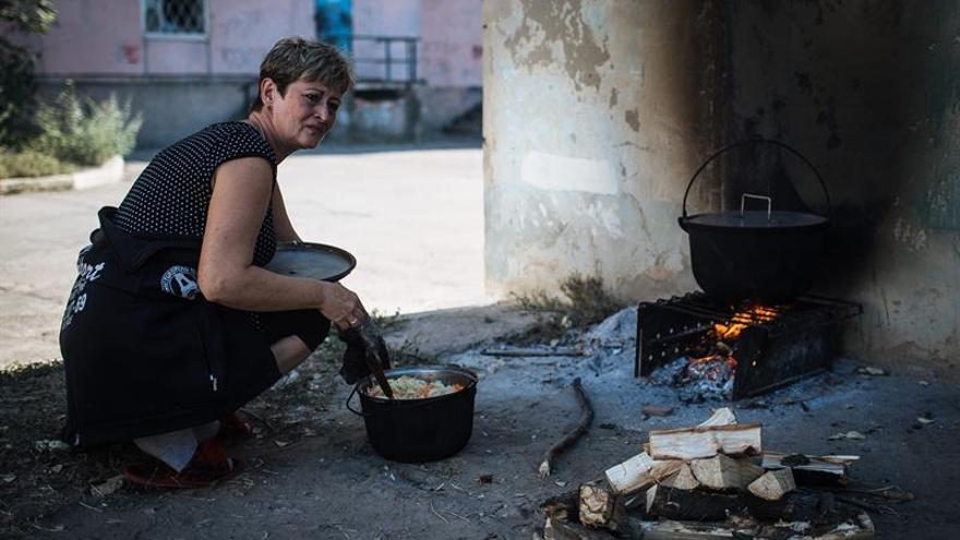 Ucrania corta la electricidad a todo el territorio controlado por rebeldes