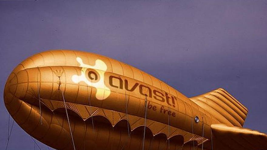 Con imágenes como esta celebró Avast! su 25 aniversario (Foto: avast! antivirus | Facebook)