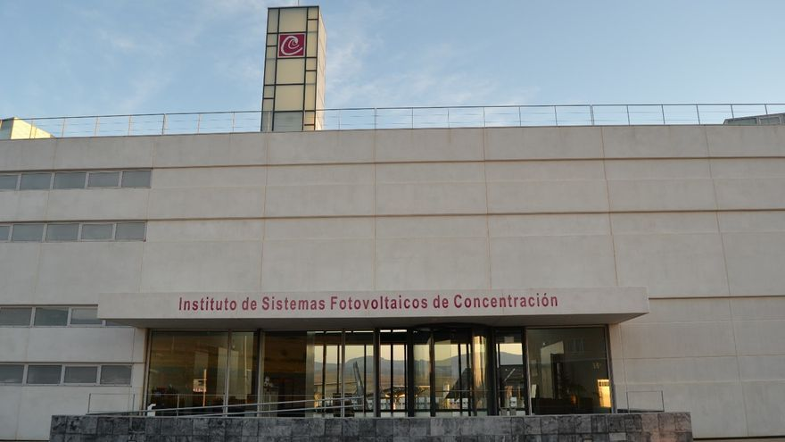 Instituto de Sistemas Fotovoltaicos de Concentración