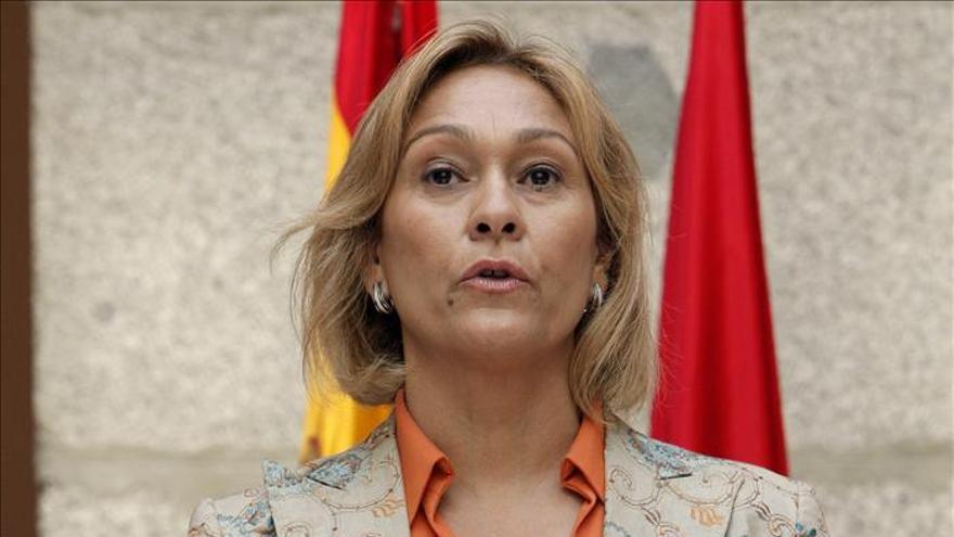 Ana Isabel Mariño, consejera de Empleo, Turismo y Cultura