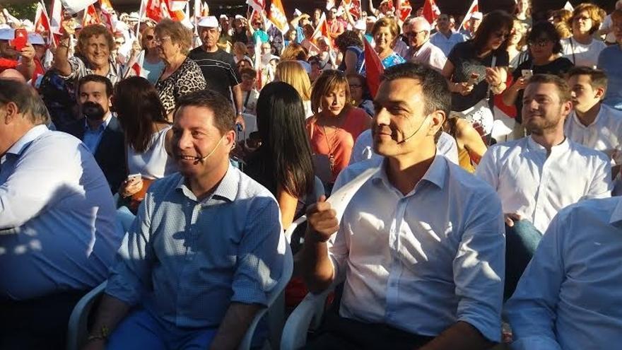 """AMP-Sánchez avisa: El uso de las instituciones por el PP no lo soluciona dar el """"control"""" de jueces y fiscales a Podemos"""