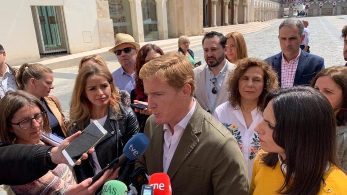 Ignacio Gragera asumirá la alcaldía de Badajoz