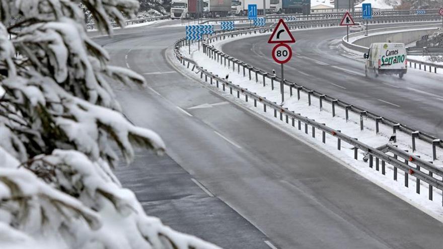El temporal pone en alerta todas las infraestructuras de transporte de España