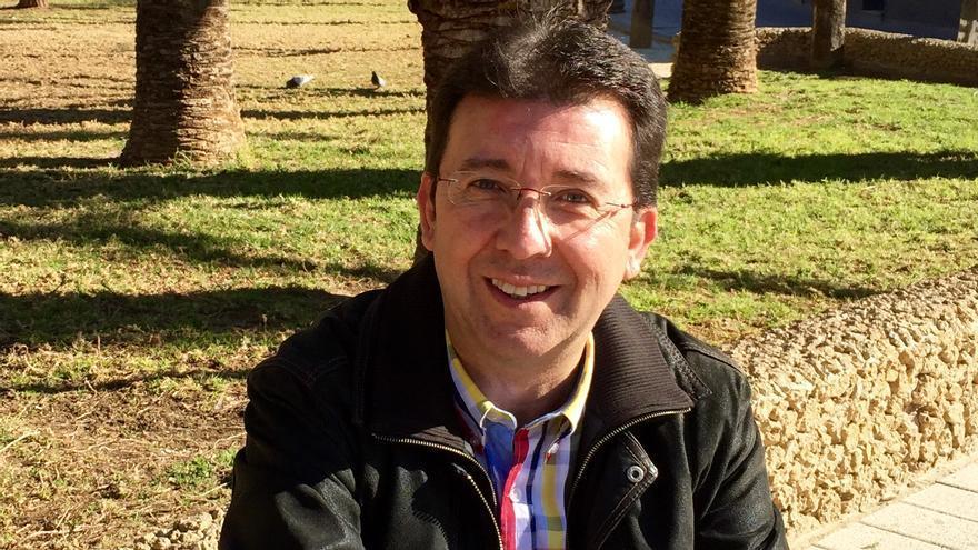 El ya exconcejal socialista en el ayuntamiento de Molina de Segura, Antonio Gomáriz / MJA