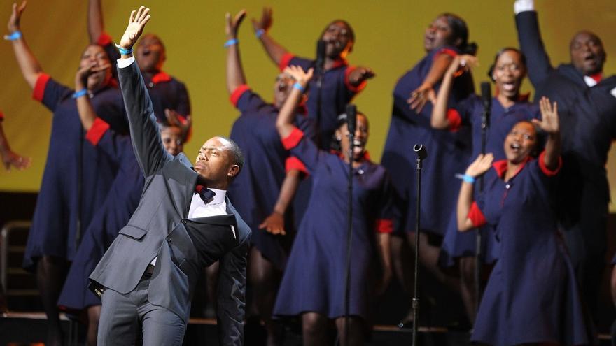 South Carolina Gospel Chorale recala el próximo sábado en el Palacio de Festivales