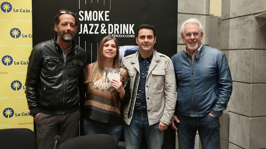 Presentación de 'Canarias Jazz Time'
