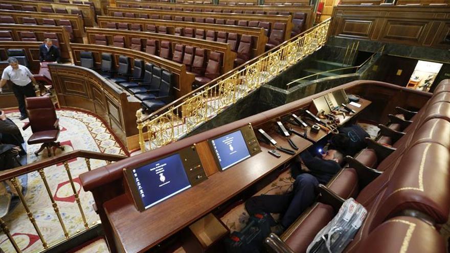 El Congreso expresa sus condolencias por el atentado de Niza