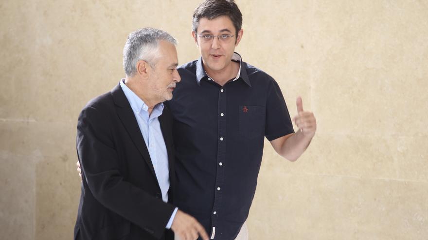Madina (PSOE) irrumpe de forma airada en el debate del Plan Prepara por acusaciones del PP sobre los ERE en Andalucía