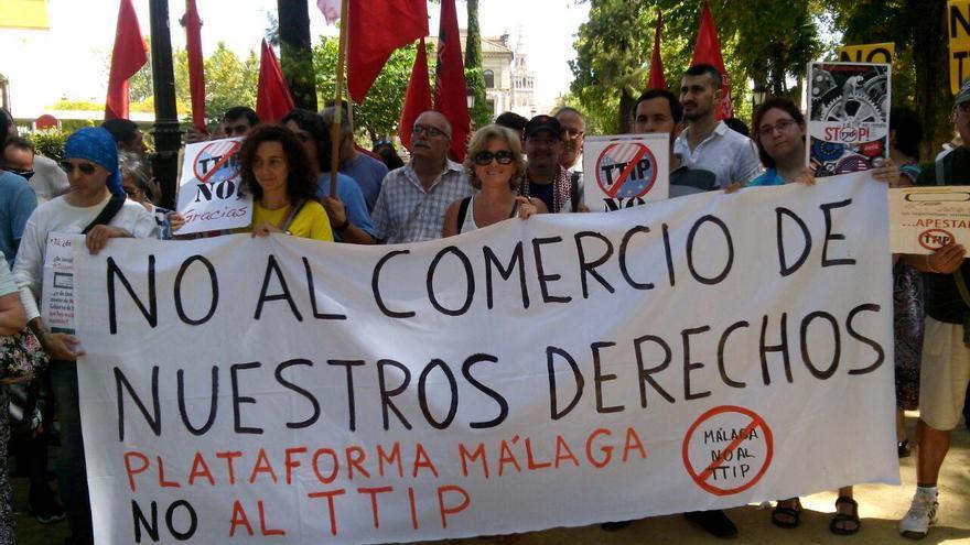 Foto cedida por Ecologistas Málaga