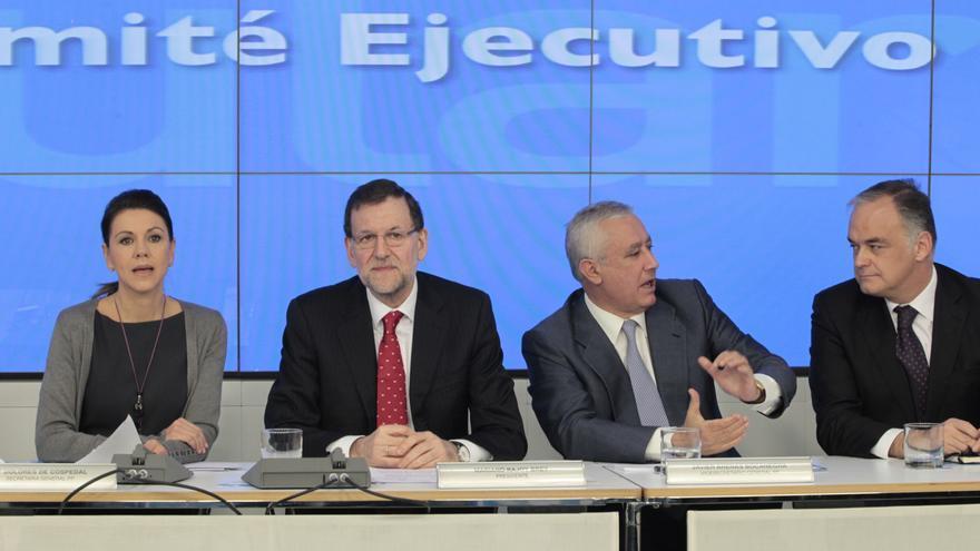 El PP no recabará el testimonio de Bárcenas en la investigación interna que liderará su actual tesorera