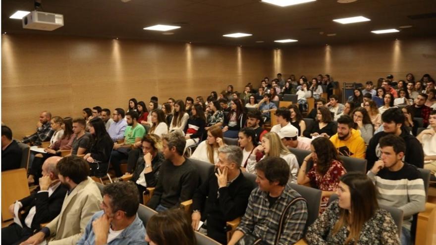 CESINE inicia el curso con 400 alumnos de nuevo ingreso y un incremento del 28% en las matriculaciones