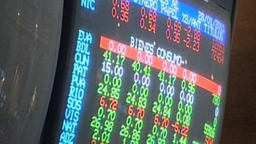 La Bolsa registra subida del 0,63%