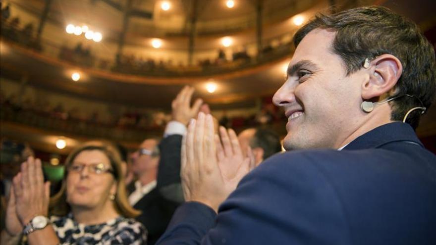 Rivera: Ciudadanos representa el nuevo proyecto común para España