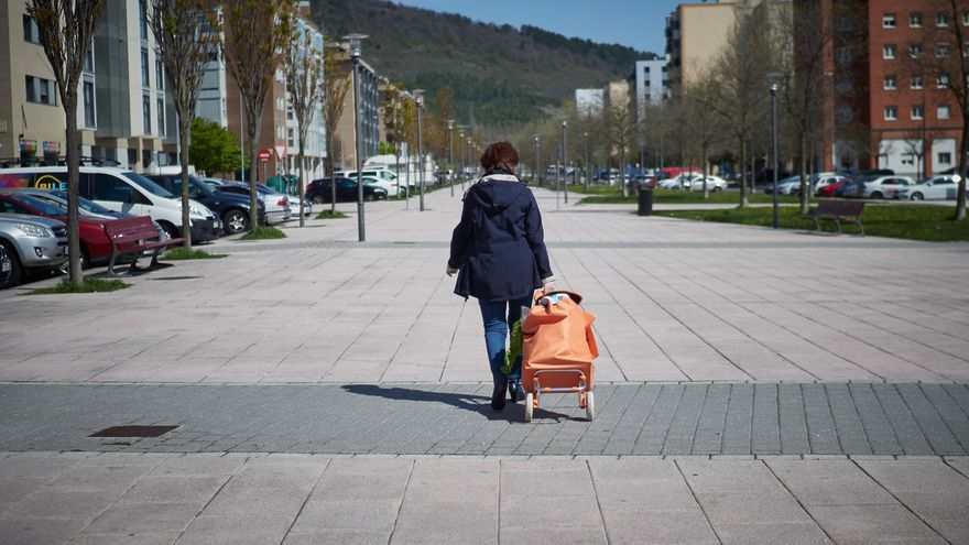 El Ayuntamiento de Pamplona lanza una campaña sobre el servicio de entrega a domicilio de los mercados