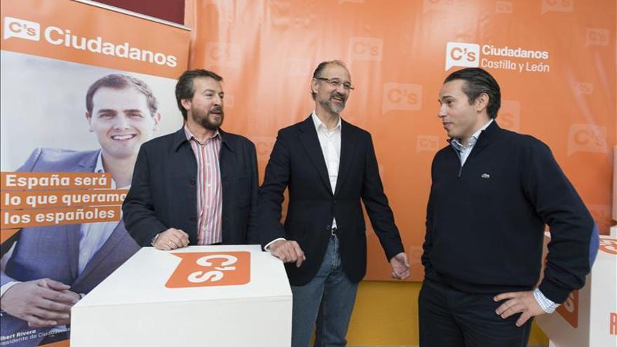 El candidato de Ciudadanos en Zaratán (Valladolid) renuncia a tomar posesión si es elegido