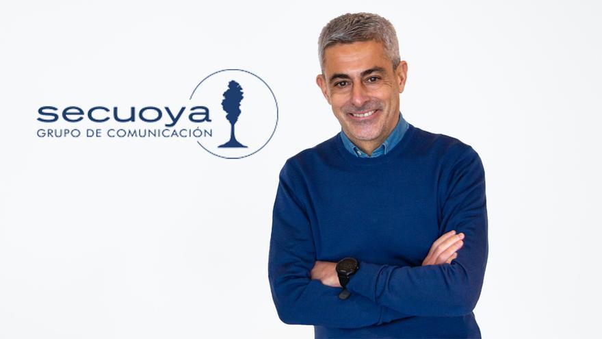 José Manuel González Pacheco, nuevo director general de Gestión de Secuoya Studios