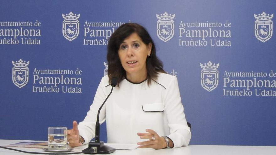 """El PSN propone la reprobación del alcalde de Pamplona de Bildu """"por sus desmanes""""  y """"escándalos"""""""