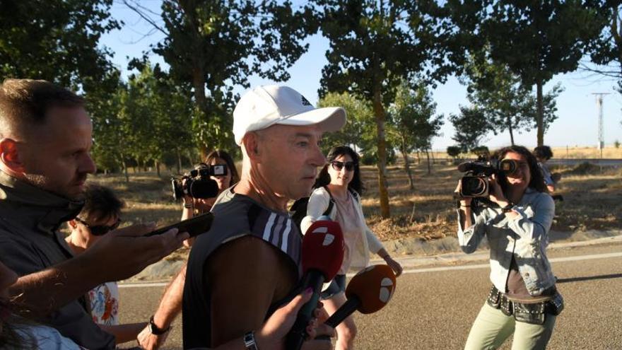 Santi Potros sale de prisión y las víctimas reclaman que no se le homenajee