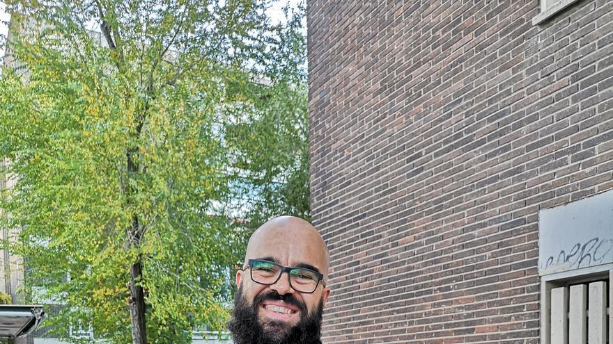 Joseángel Murcia, autor de 'Y me llevo una'