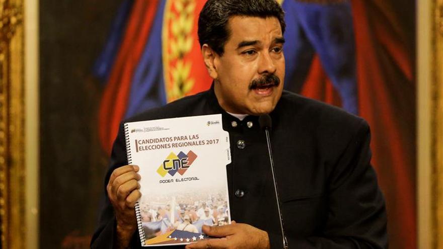 """Maduro le pide a Felipe VI una """"indemnización histórica"""" a los pueblos indígenas"""