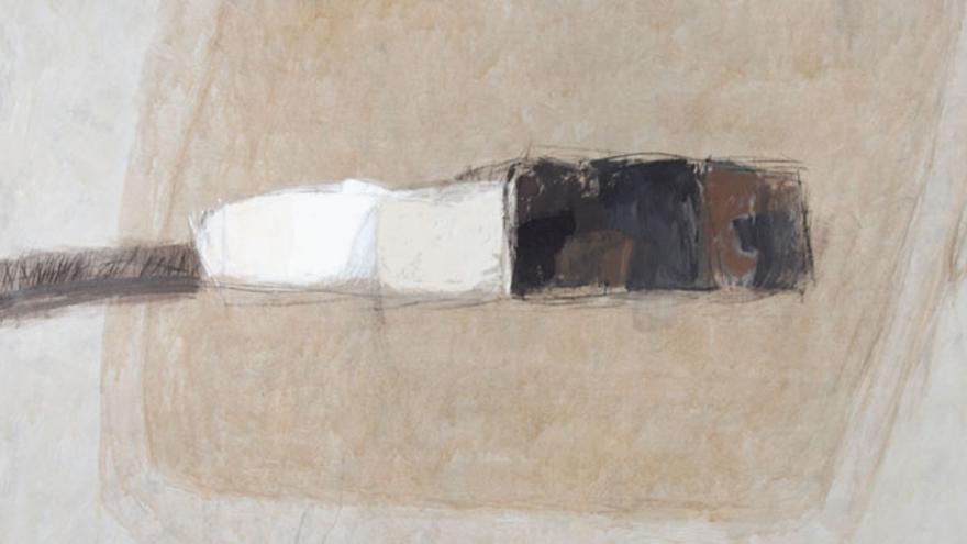 Una de las obras de Joaquín Michavila
