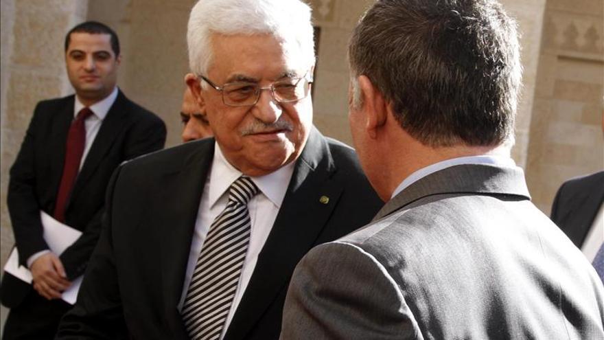 Palestina y Jordania trabajan en una propuesta común para presentar a Kerry