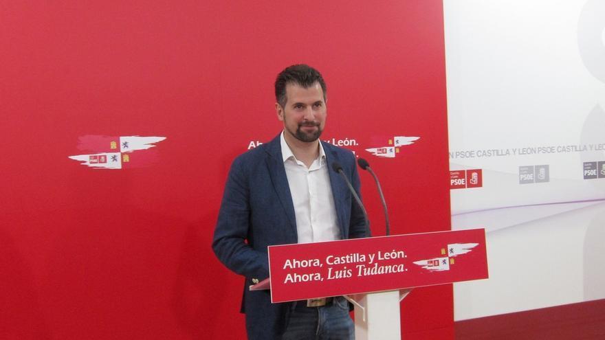 """Tudanca dice que """"merece la pena"""" hacer """"todos los esfuerzos"""" para formar un Gobierno progresista con Podemos"""