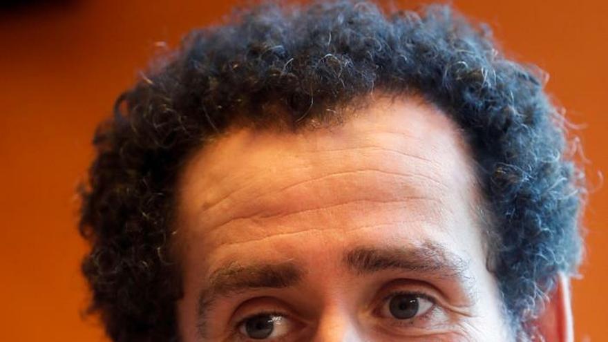 """El director de """"Handia"""", Jon Garaño."""