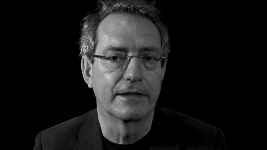 El filósofo Fernando Broncano en una foto de archivo.