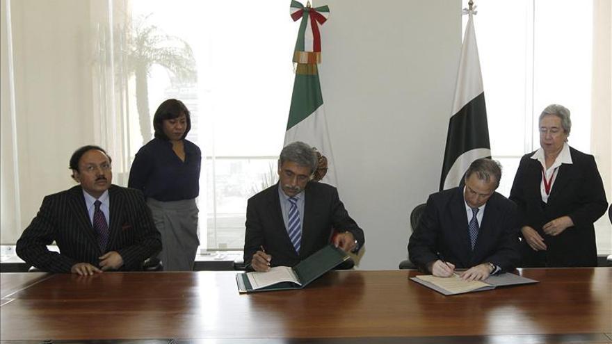 Vicecanciller paquistaní concluye visita a México para fortalecer lazos