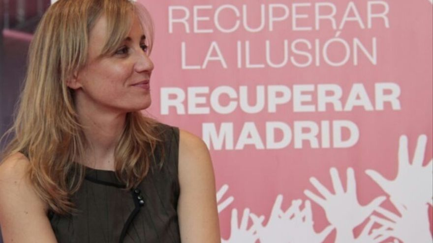 """Tania Sánchez (IU) defiende que su futuro """"no lo decidirá ningún despacho burocrático"""" sino la ciudadanía"""