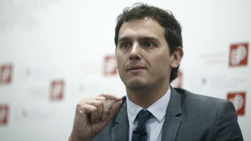 """Rivera pide a Chaves que se marche y a Díaz y Sánchez que """"cumplan su palabra"""""""