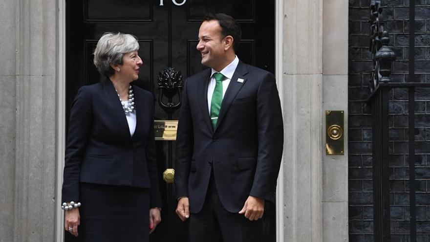 """Irlanda pide al Reino Unido más claridad respecto al """"brexit"""""""