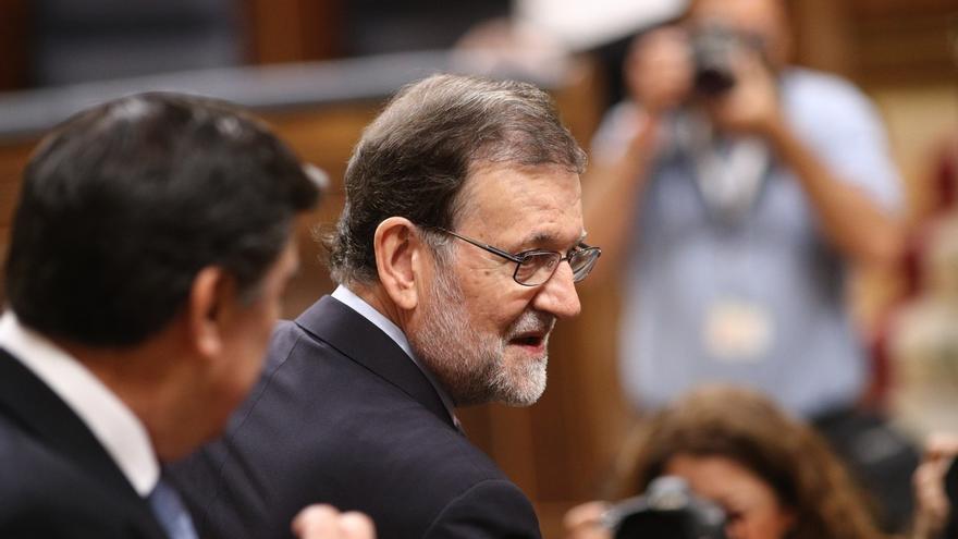 Mariano Rajoy y Pedro Sánchez celebran que la UE haya recibido el Princesa de Asturias de la Concordia