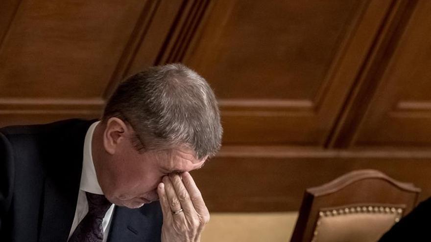 El Parlamento checo levanta la inmunidad del primer ministro Babis
