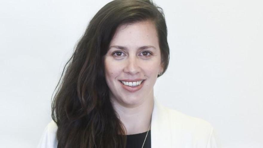 Micaela Sánchez Malcolm, secretaria de Innovación Pública