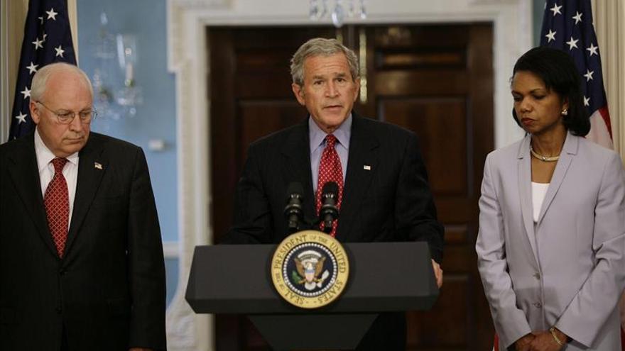 HRW pide a EE.UU. investigar a Bush y sus asesores por las torturas de la CIA