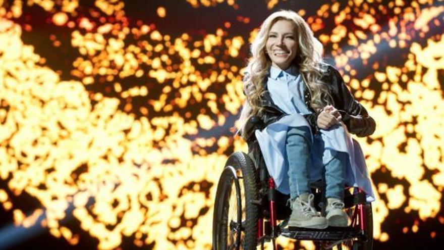 Yulia Samoilova fue la elegida para representar a Rusia en Eurovisión