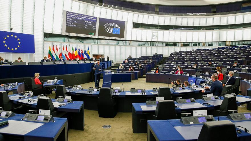 La Eurocámara pacta rechazar que Marruecos use menores para presionar a España