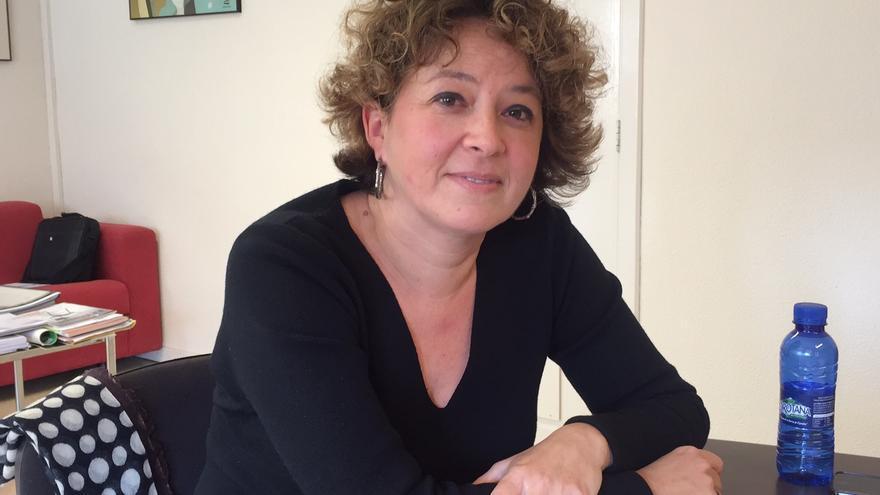 Josefina Bueno, la directora general de Universidades de la Generalitat Valenciana.