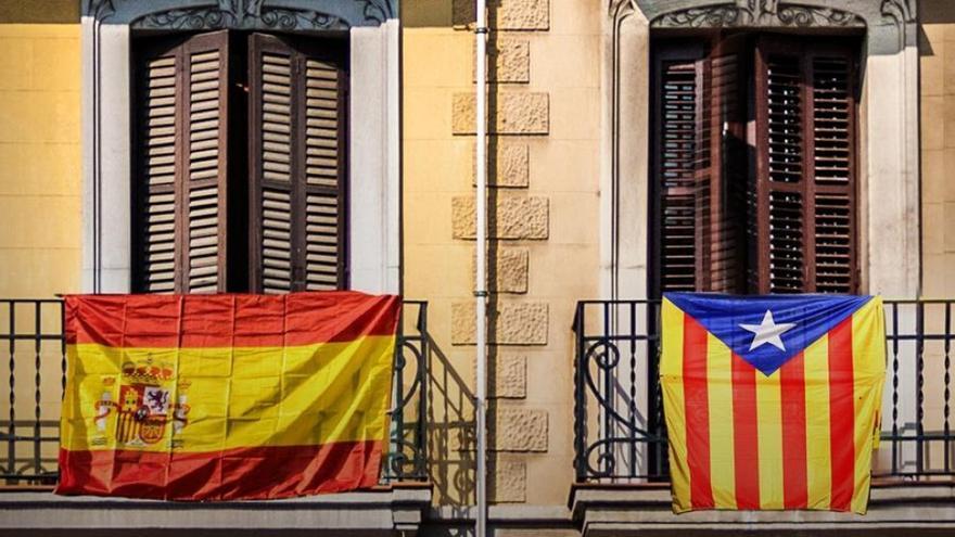 El documental 'Dos Cataluñas' pretende explicar al mundo el conflicto catalán