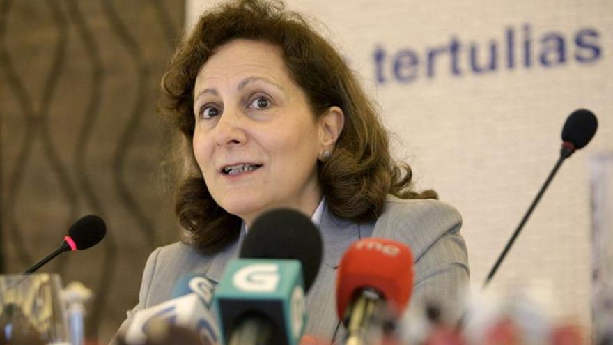 La presidenta de la FAPE destaca el papel de los medios como refuerzo de la democracia